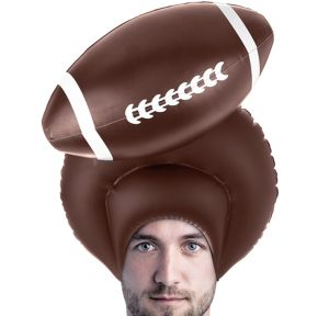 Inflatable Football Hat