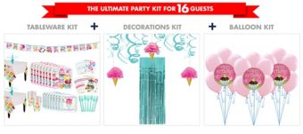 Num Noms Tableware Ultimate Kit for 16 Guests