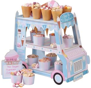 Ice Cream Truck Candy Stand Kit