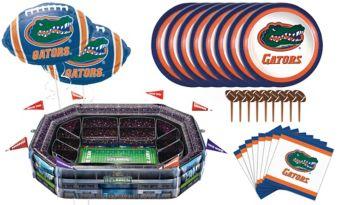 Sunny Anderson's Infladium: Florida Gators Snack Stadium Kit