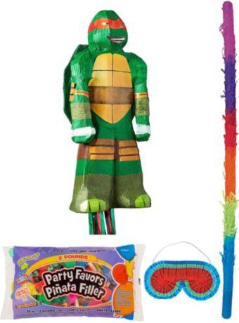 Raphael Pinata Kit with Candy & Favors - Teenage Mutant Ninja Turtles
