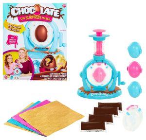 Chocolate Egg Surprise Maker 18pc