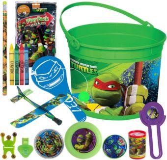 Teenage Mutant Ninja Turtles Ultimate Favor Kit for 8 Guests