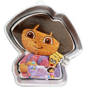 Dora the Explorer Cake Pan 11in