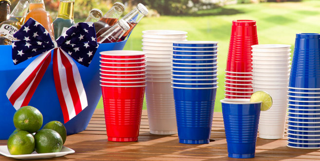 Patriotic Big Party Packs #4