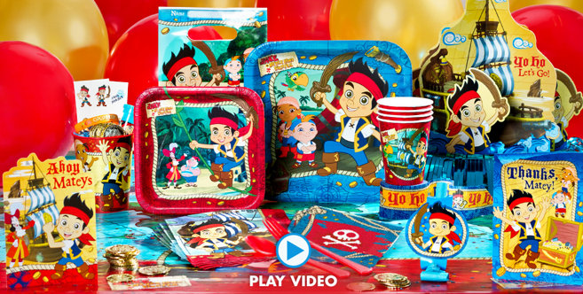 Incredible Jake and Neverland Pirate Party Ideas 657 x 332 · 136 kB · jpeg