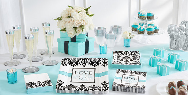 Always Amp Forever Wedding Supplies Party City