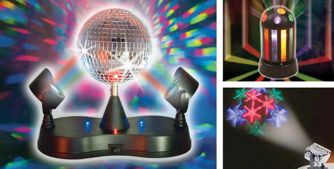 Party Lights Disco Lights Fog Bubble Machines Party