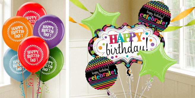 Party On Birthday Balloons - Party City