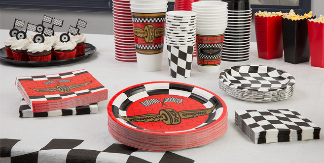 Race Car Party Supplies amp Decorations Indy 500