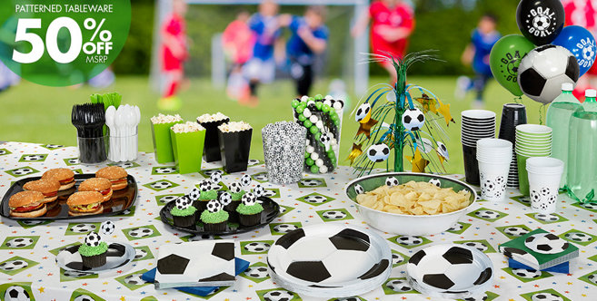 Soccer Cake Toppers Party City