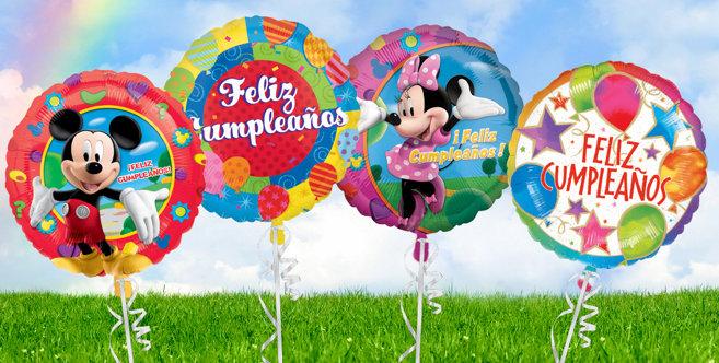 Spanish Birthday Balloons Feliz Cumpleanos Party City