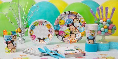 Tsum Tsum Party Supplies Tsum Tsum Birthday Ideas Party City