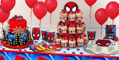Spiderman Cake Supplies Spiderman Cupcake Cookie Ideas Party