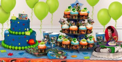 Toy Story Cake Supplies Toy Story Cupcake Cookie Ideas Party