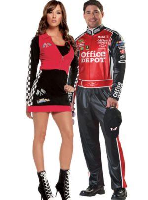 NASCAR Tony Stewart Couples Costumes