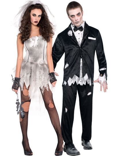 Drop Dead Gorgeous and Deadly Catch Couples Costumes