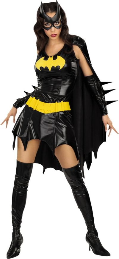 Adult Batgirl Costume - Batman