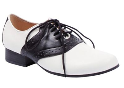 Adult Saddle Shoes
