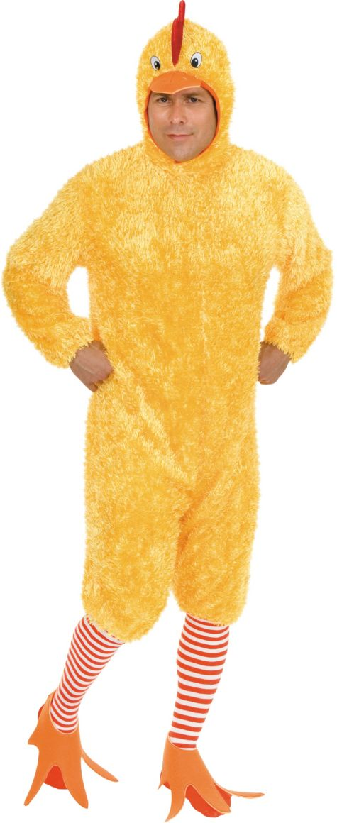 Animals Costumes Adults Adult Funky Chicken Costume