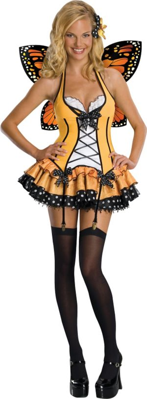 Adult Fantasy Butterfly Costume