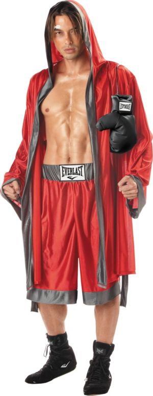 Adult Everlast Champion Boxer Costume
