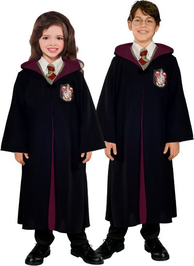 Child Harry Potter Gryffindor Costume Deluxe