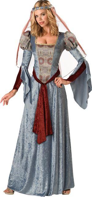 Adult Maid Marian Costume