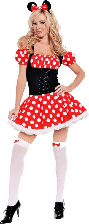 Adult Mistress Mouse Costume