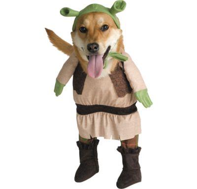 Shrek Dog Costume