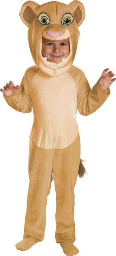 Toddler Girls Nala Costume - The Lion King