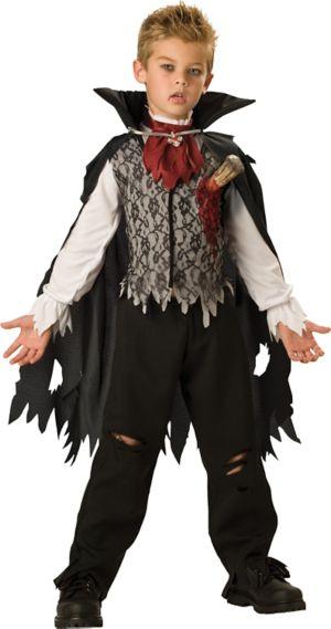 Boys B. Slain Vampire Costume