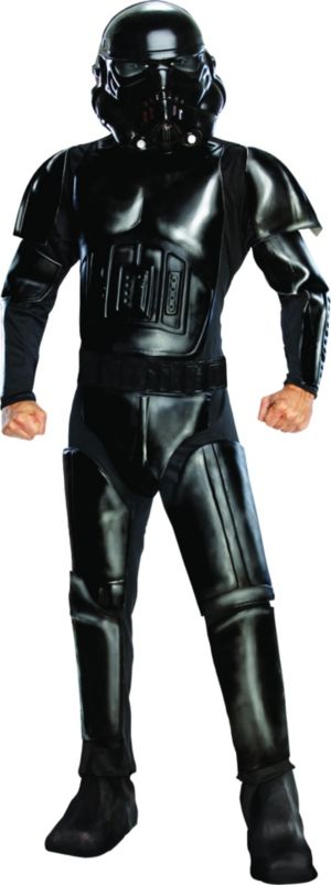 Adult Shadow Trooper Costume Deluxe - Star Wars