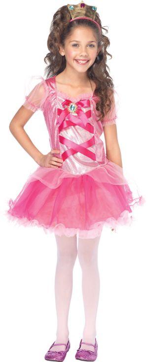 Girls Pretty Princess Costume