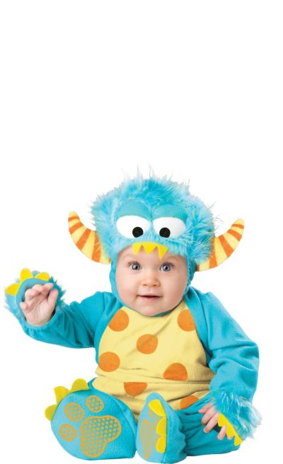 Baby Mini Monster Costume