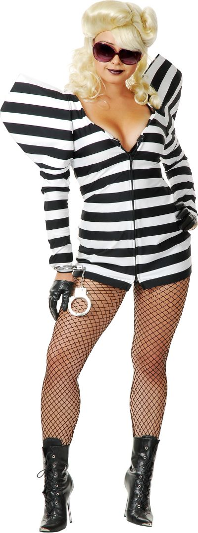 Adult Prisoner of Love Costume