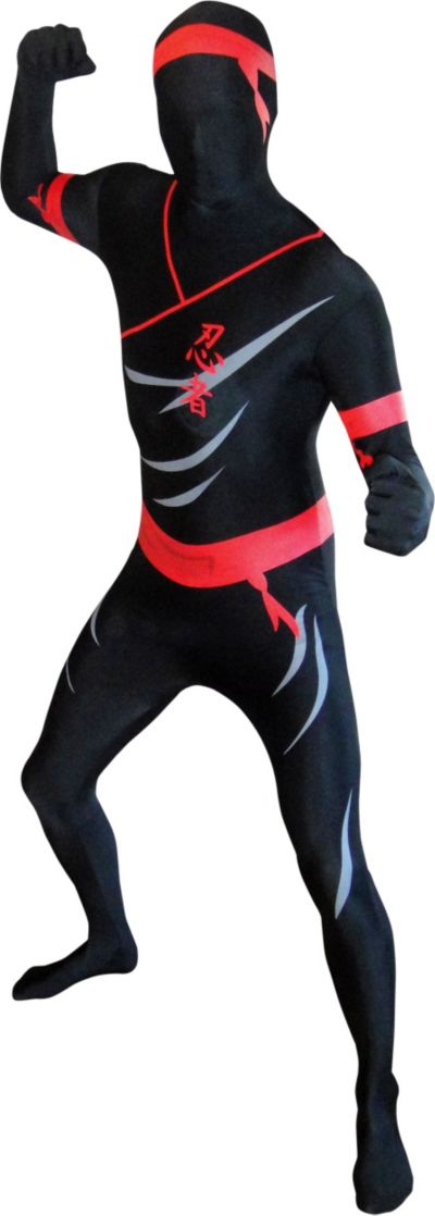 Adult Ninja Morphsuit
