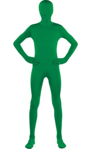 Teen Green Partysuit
