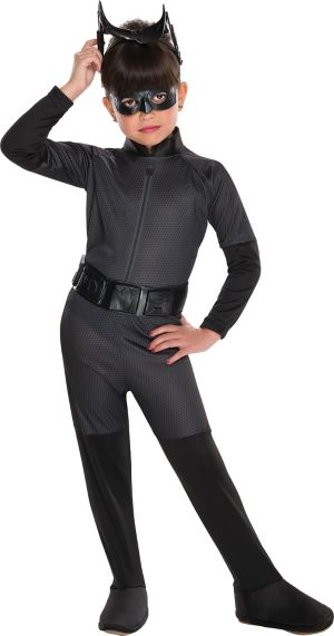 Little Girls Catwoman Costume - The Dark Knight Rises Batman