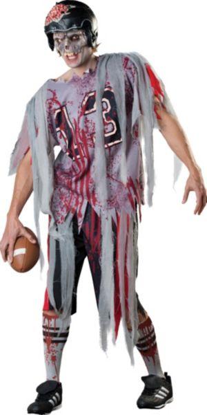 Adult Football Zombie Costume