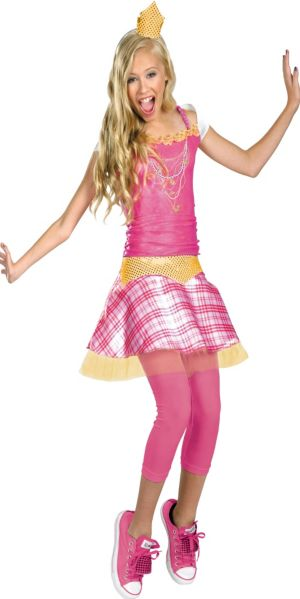 Tween Aurora Costume