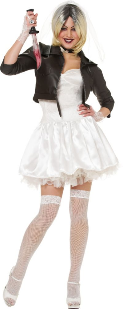 Adult Bride Of Chucky Costume