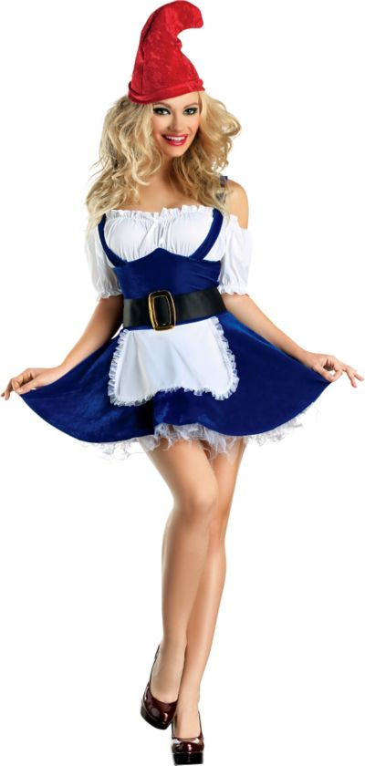 Adult Sexy Gnome Costume