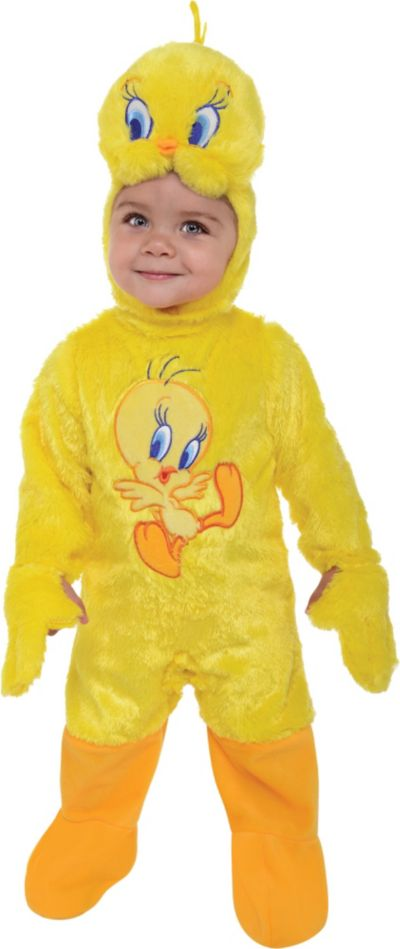 Baby Tweety Bird Costume - Looney Tunes