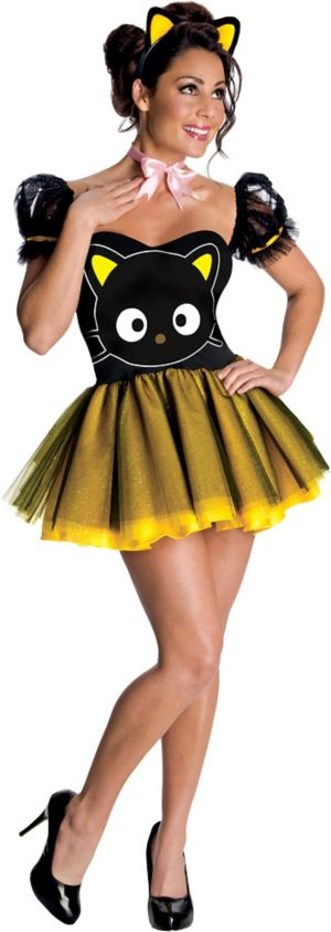 Adult Chococat Costume