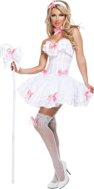 Adult Carousel Bo Peep Costume