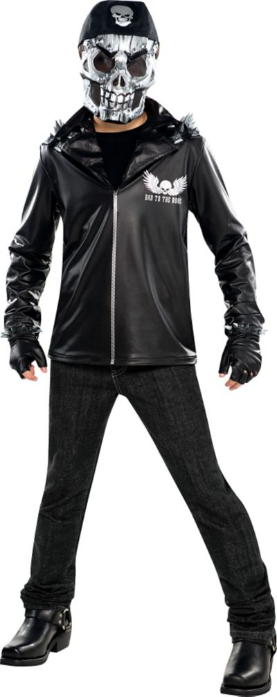 Boys Bad to the Bone Costume