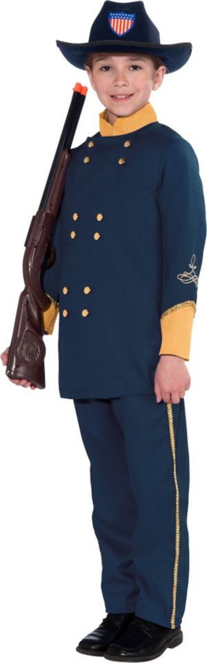 Boys Union Officer Costume
