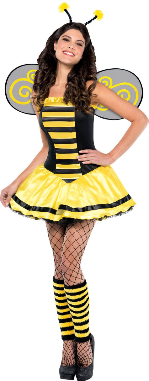 Animals Costumes Adults Adult Bumble Beauty Costume