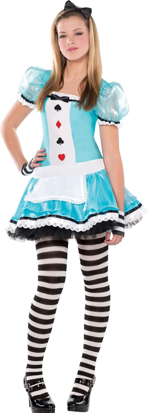 alice in the wonderland outfit forum